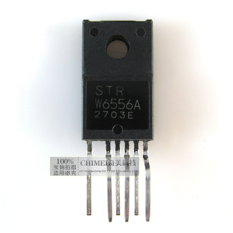 Free Delivery. STRW6556A STR - W6556A TV IC power supply module