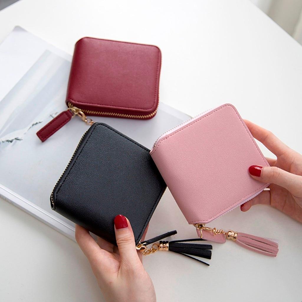 Luxury Wallet Women Short Mini Wallet Women Leather Wallets Fashion Multifunction Small Wallet Women Purse Petit Portefeuille