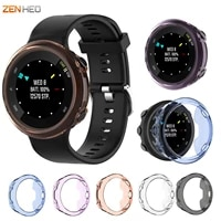 tpu protection case cover for garmin forerunner 45 45s smart watch protective shell