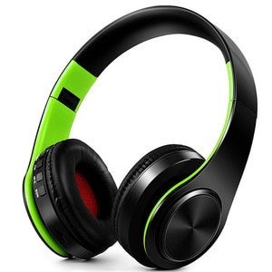 Wireless Headphones Bluetooth Earphone Bluetooth Headset Foldable Adjustable Handsfree Headset with MIC for mobile phone
