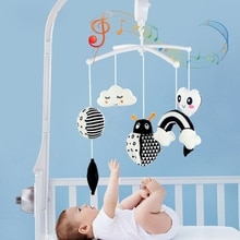 Exquisite Baby Toys Baby Bed Hanging Toy Stroller Hanging Accessories Baby Room Decoration Eco-frien