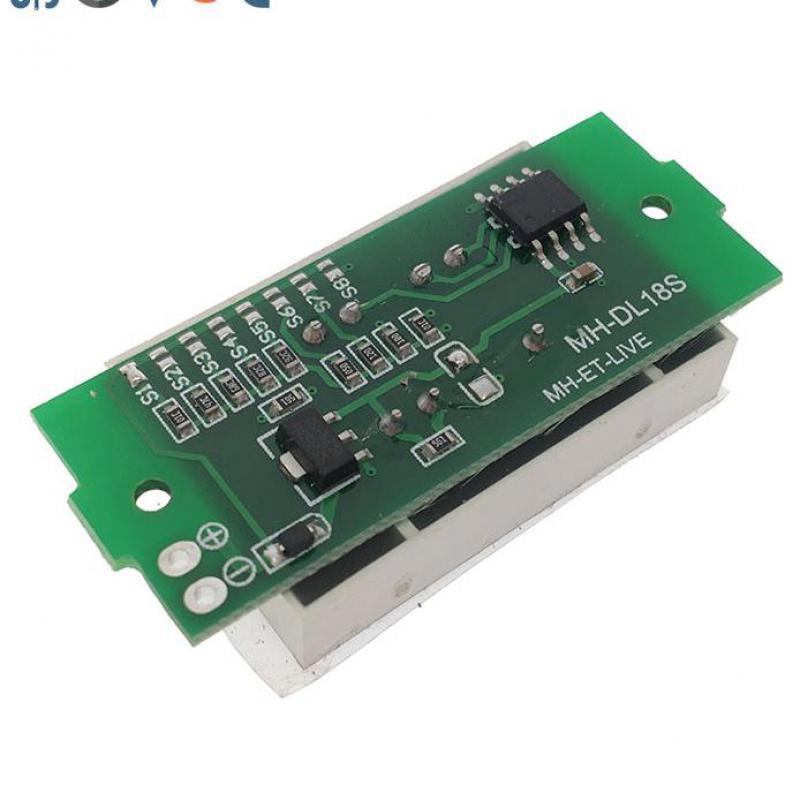 Индикатор емкости литиевых батарей 1S, 2S, 3S, 4S, 6S, 7S, 8S, для литиевых батарей, литий-ионный модуль