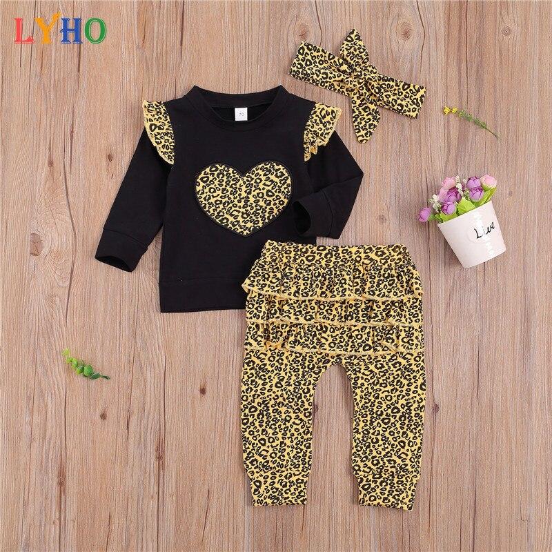 Одежда для новорожденных, девочек, модная искусственная одежда, костюм из 2 предметов, спортивная одежда, осенняя одежда для маленьких мальч...