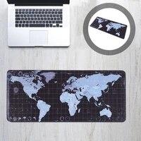 thicken world map pads office desktop pads computer desktop pads