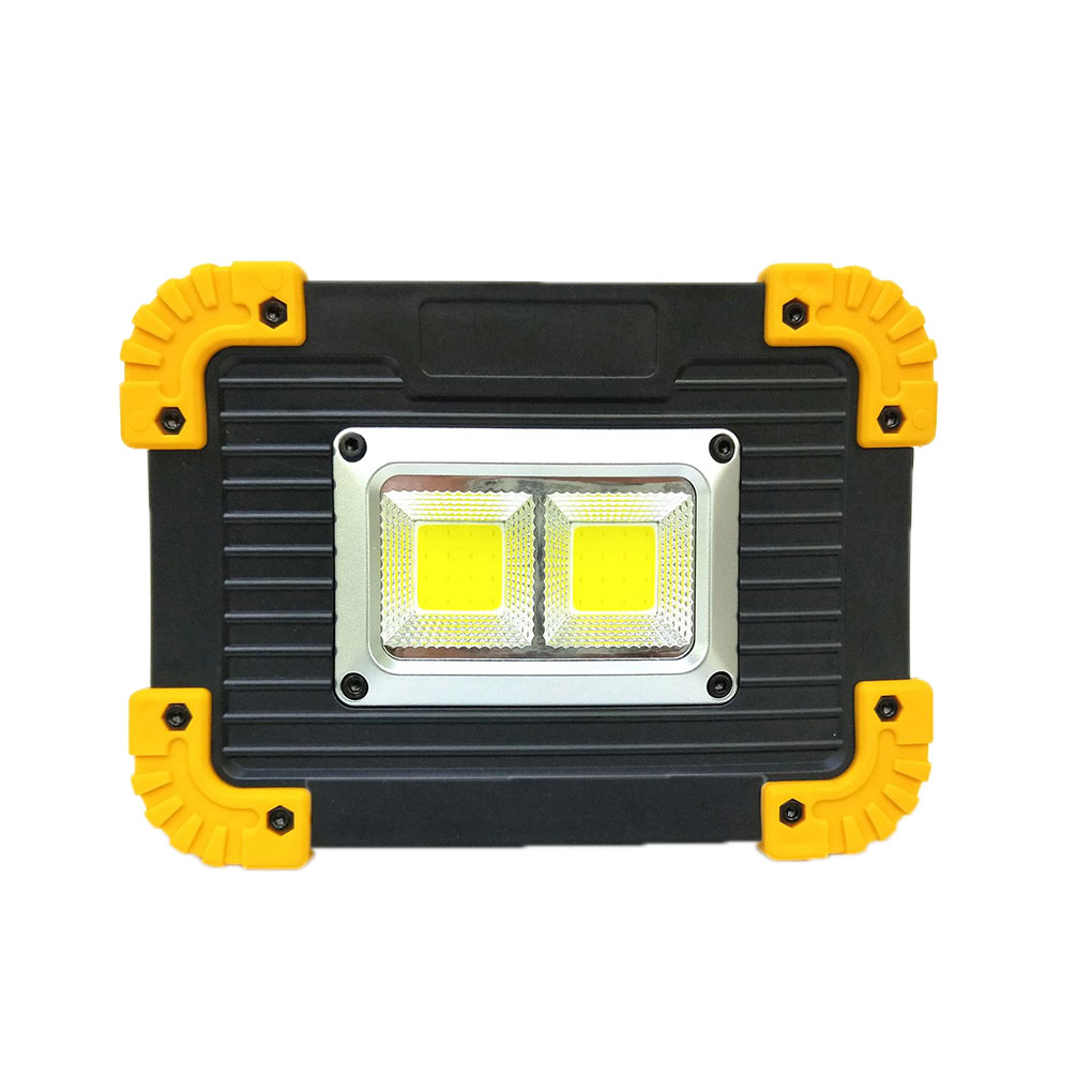 20w cob led spotlights powerful usb 18650 led work light rechargeable lampe led flashlight waterproof for outdoor camping lights 10W Led Portable Spotlight 3000lm Super Bright Led Work Light Rechargeable for Outdoor Camping Lampe Led Flashlight by 18650