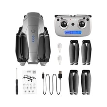 SG907 GPS 무인 항공기 4K HD 듀얼 카메라 5G Wifi RC Quadcopter 옵티컬 플로 포지셔닝 접이식 미니 무인 항공기