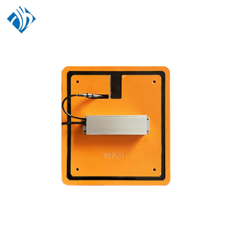 Electronic Ear Tag Reader Calf Intelligent Weighing RFID Animal Identification HDX/DX-B low Frequency Panel Ear Tag Reader enlarge