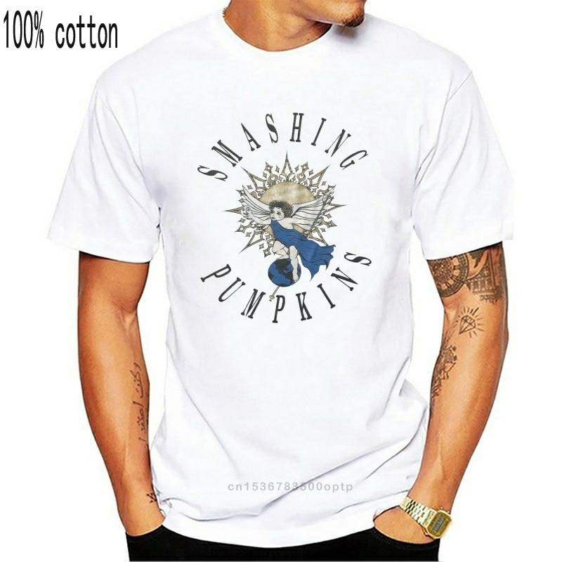 Smashing Pumpkins T-Shirt Vtg Gish Ära Höhe Nicht Haltung rprnt Hemd USA TOP