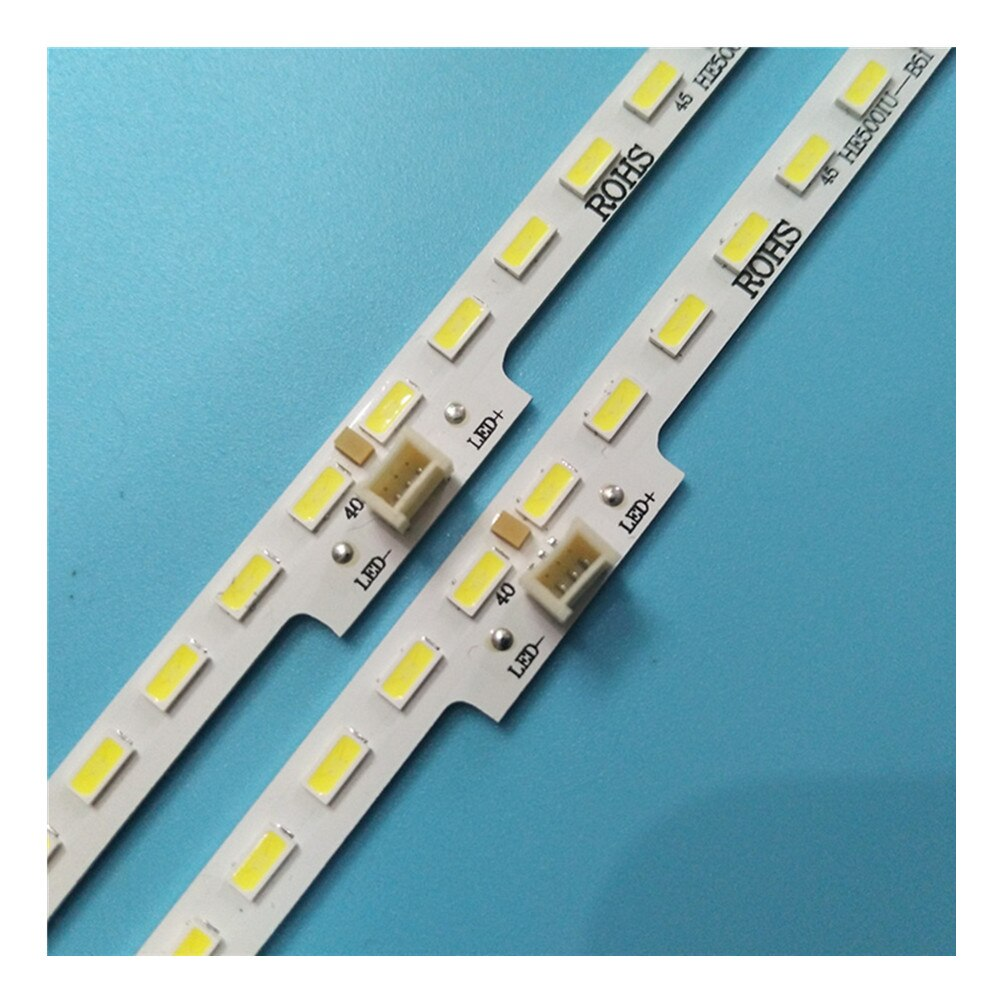 100% جديد 10 قطعة = 5 مجموعات LED شرائط لشارب 50 التلفزيون LC 50N7000U T500QVN02 0 HE500IU B51 RSAG7 820 6412 VER C ROH