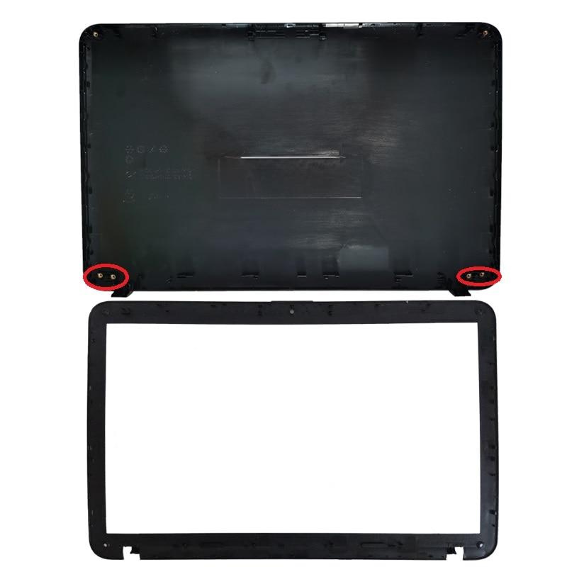 غطاء خلفي LCD جديد لـ Toshiba Satellite L850 ، L855 ، C850 ، C855 ، C855 ، V000270490/غطاء LCD بإطار