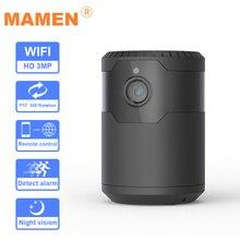 WIFI Smart Camera 355 Angle Wireless WiFi Night Vision Video Camera Webcam Camcorder Protect Home Se