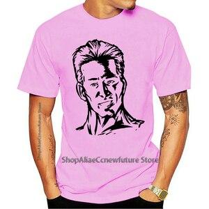Billy Herrington Summer Manga Curta T Camisa 2021 Leisure Fashion T-shirt 100% Cotton
