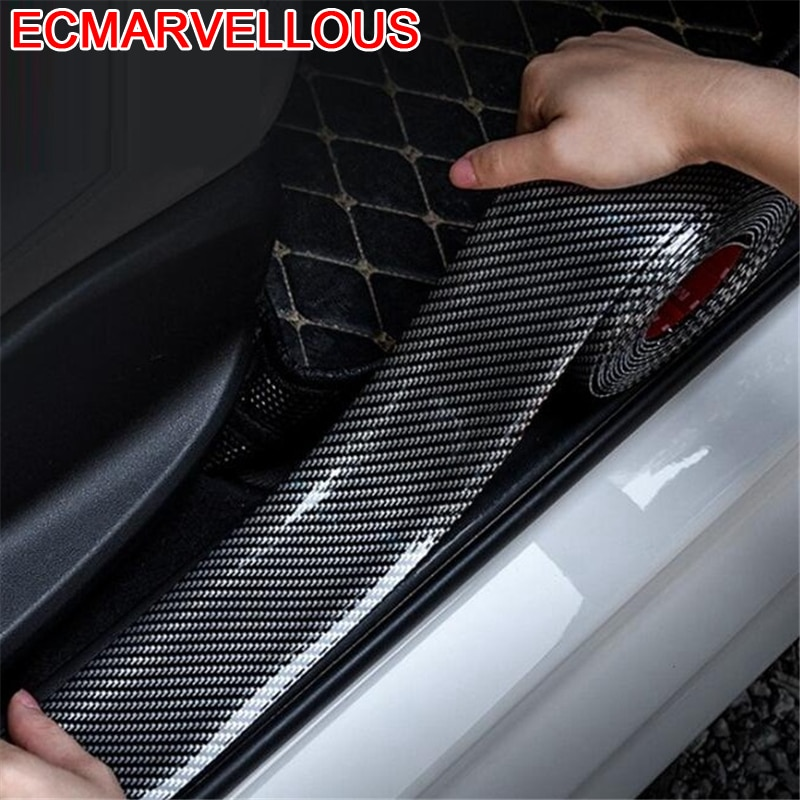 for Accesorios Para Dekoration Pegatina Autocollant Decoration Coche Auto Voiture Universal Door Welcome Pedal Car Sticker