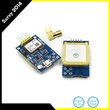 Двусторонняя gps мини-модуль Neo-6m спутникового позиционирования микроконтроллер 51 СКМ MCU развитию для Arduino STM32 C51