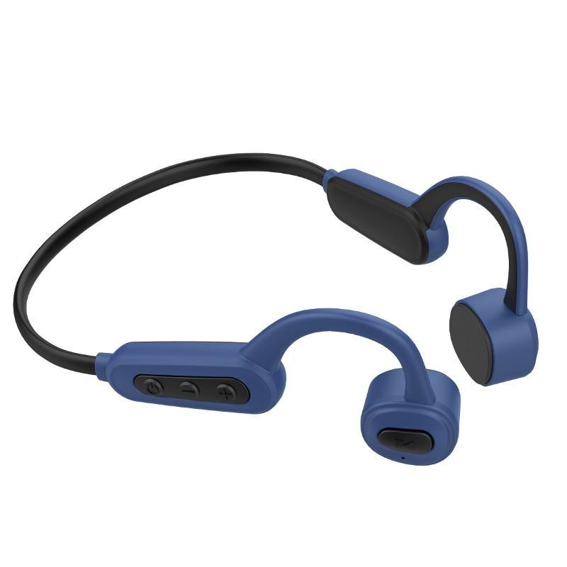 Waterproof Swimming Earphones, Conduction Wireless Bluetooth Earphones, 16GB MP3 Player enlarge