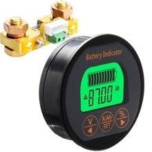 Testeur de capacité de batterie coulomètre Dc8-80V 100A Tr16 testeur de batterie pour Pb li-lon Lifepo Nimh Nicd Pe types de batteries