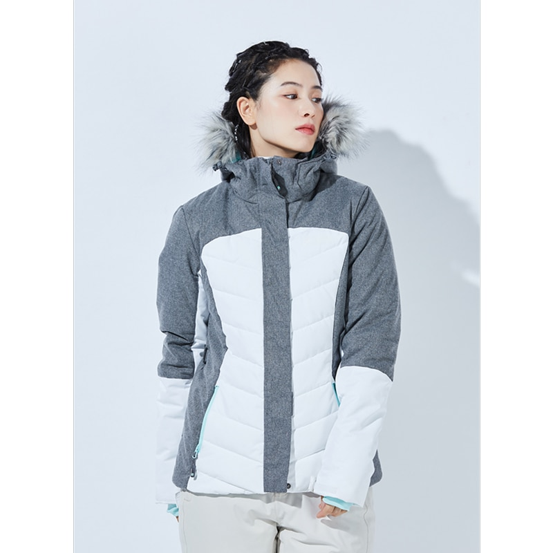 الشتاء النساء خليط سماكة البرية الكورية الاتجاه سترة مقاوم للماء يندبروف فضفاضة الدافئة في الهواء الطلق الرياضة تزلج دعوى الثلوج دعوى
