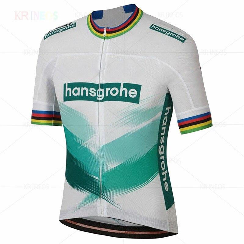 Boraful-Jersey de Ciclismo para hombre, Maillot de manga corta y pantalones cortos...