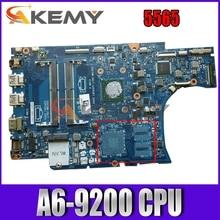 Akemy BAL23 LA-D804P A6-9200 FOR DELL INSPIRON 5565 Laptop Motherboard CN-0R586Y 0R586Y R586Y Mainbo