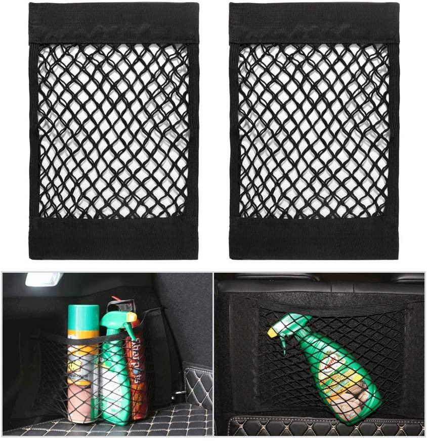 AliExpress - Car Back Rear Mesh Tunk Storage Net,Universal Mesh Cargo Net Car Storage Net Wall Sticker Organizer Pouch Bag Storage Mesh Net
