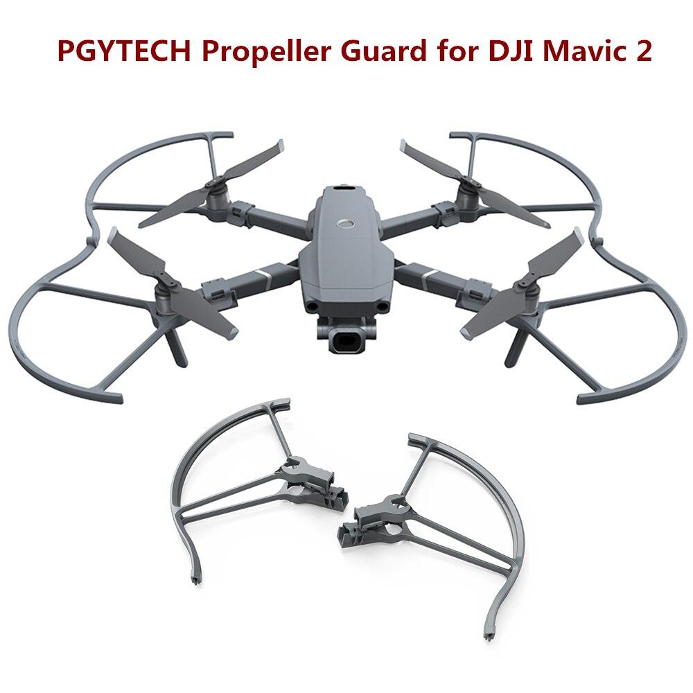 4 шт. PGYTECH DJI Mavic 2 Pro /Zoom 8743 защита пропеллера защита лезвия для DJI Mavic 2 Pro /Zoom аксессуары для дрона