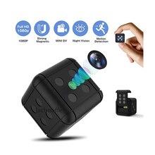 S16 HD 1080P Mini Kamera Video Recorder Würfel DVR Camcorder Infrarot Bewegungserkennung Sport Cop Tasche Kamera pk sq11 sq16