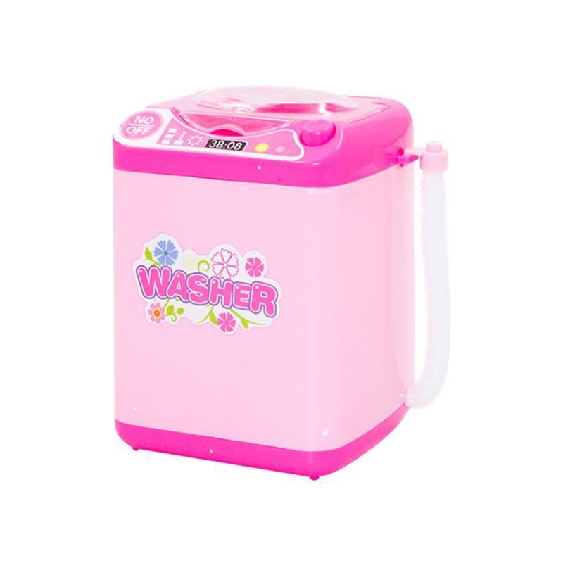 Детская мини-игрушка для стиральной машины, детская игрушка для ролевых игр, кукла Барби, мебель для девочек, подарок
