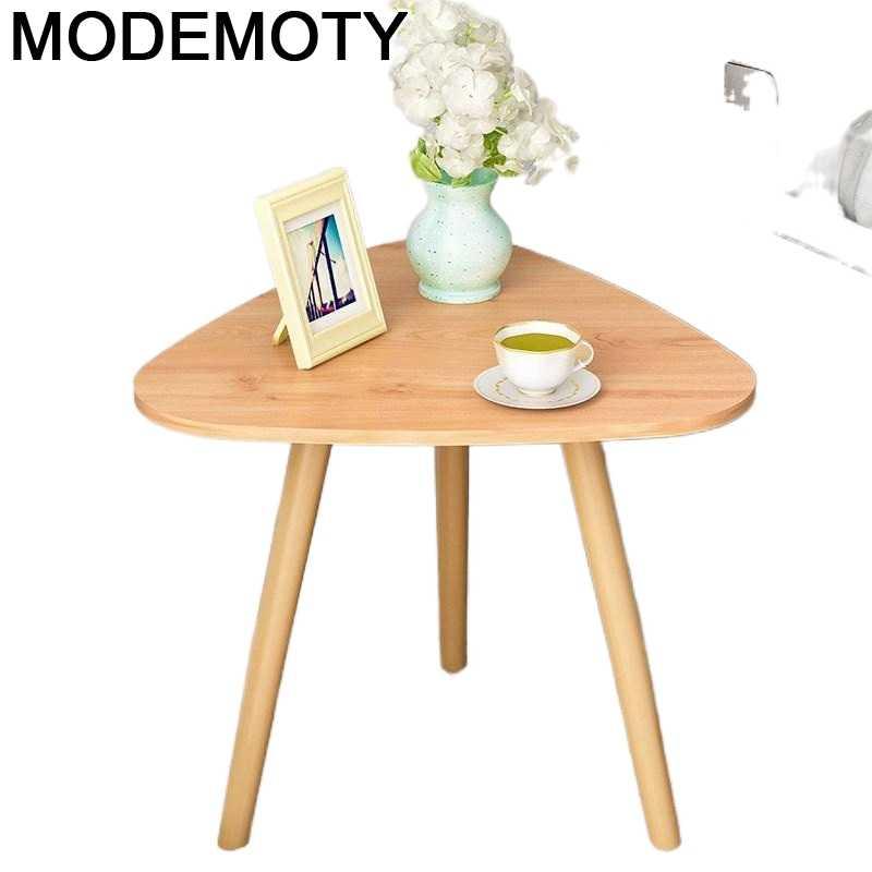 Mesita Auxiliar minimalista, mueble De Mesita De noche De Centro, Mesa De...