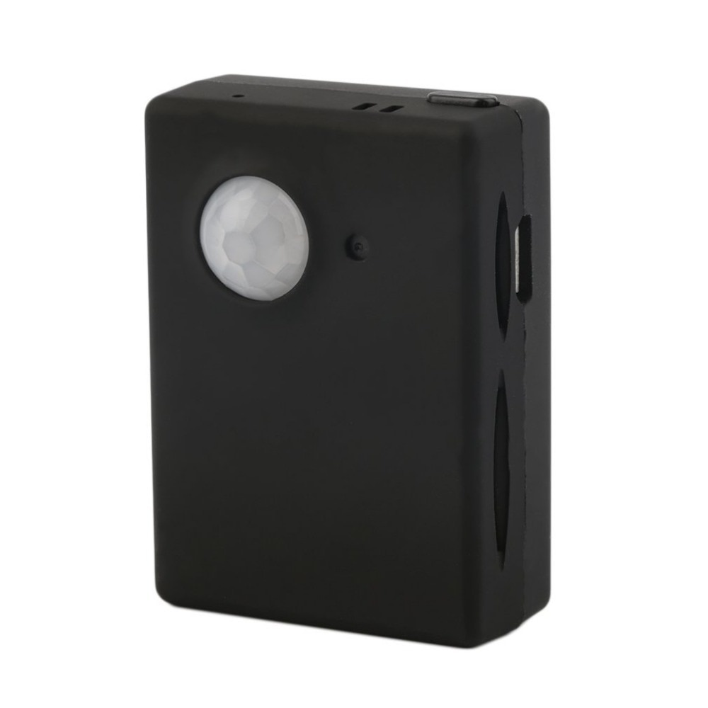 Mini Equipment and Light Weight Durable Infrared GSM MMS & Call Alarm Quad Band Sensor with Camera Mic Tracker x9009 enlarge