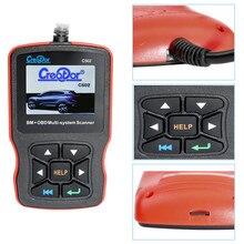Диагностический инструмент NEW2020 Creator C502 OBD2, полный диагностический сканер для автомобилей Mercedes Benz