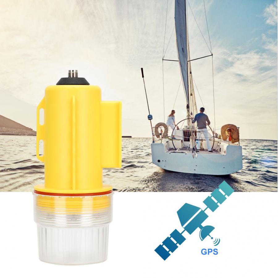 RD 510 интегрированная GPS рыболовная сеть АИС отслеживающий буй VHF антенна