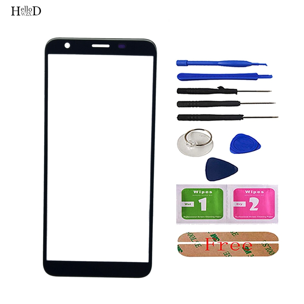 Mobile Front Glass For Ulefone S9 Pro Front Outer Glass ( No Touch Screen Digitizer Panel ) Phone To