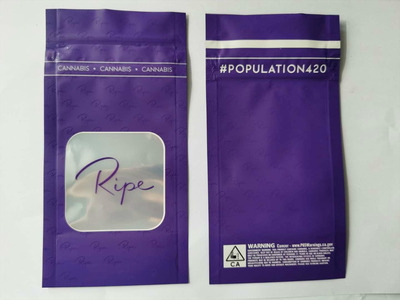 10 шт (гушеры) новый пакет закрывающийся упаковка-только мешок без каких-либо пищевых пластырей