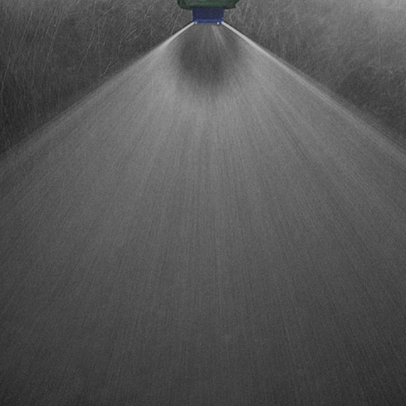 110-degree drop glue low drift XR ceramic core nozzle agricultural plastic plate spray nozzle