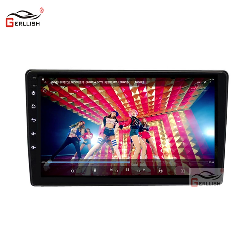Pantalla táctil IPS 2.5D reproductor dvd Android para el coche para LADA BA3 Granta soporte 2011-2018 GPS Radio wifi