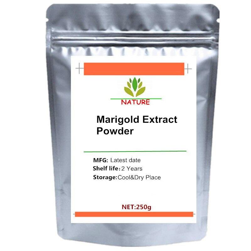 Marigold Extract Powder 20% Lutein with Zeaxanthin Antioxidant for Eye Health