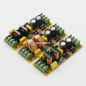 Hifi 2A / 4A /8A Filter DC Component 2 Stages EMI High Frequency Power Filter Purification Board