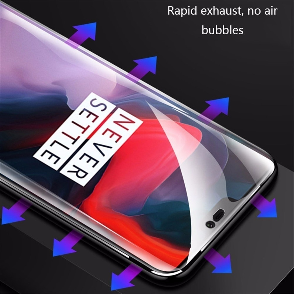 3pcs Hydrogel Film for Oneplus 7 pro 6t 5t Screen Protector film For OnepLus 6 5 t 7 7pro Hydrogel Film For One PLus 6t 7 5 5t
