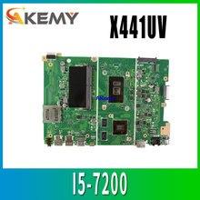 X441UV płyta główna do asusa X441U X441UV płyta główna płyta główna laptopa notebooka I5-7200 PM N16S-GMR-S-A2 oryginalny test płyty głównej ok