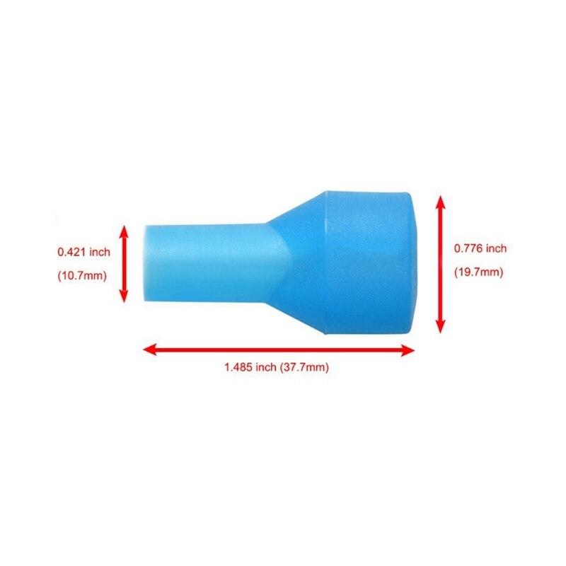 Vervanging Bite Valve Outdoor Fietsen Water Bag Hydratatie Siliconen Mondstuk Zuigen J6PF
