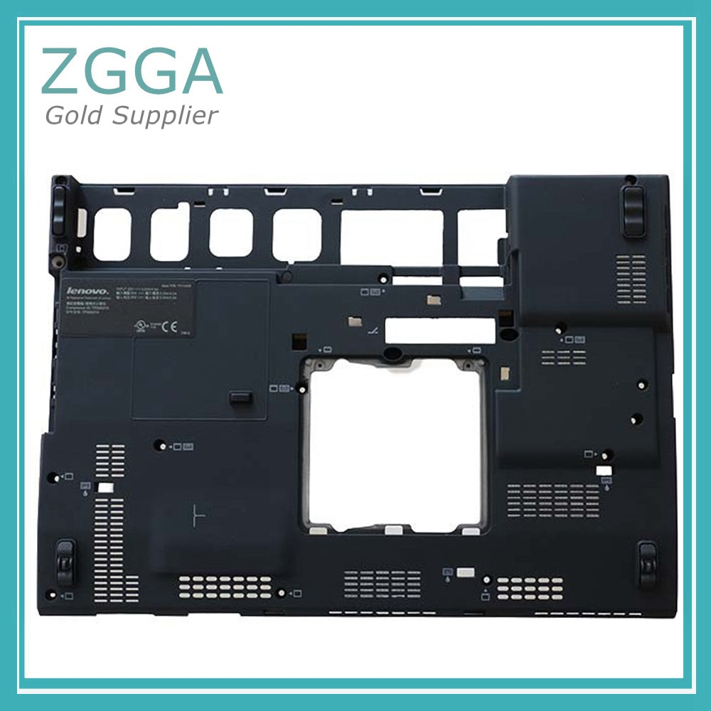 Novo portátil d caso para lenovo thinkpad x201s base capa inferior do caso 75y4652