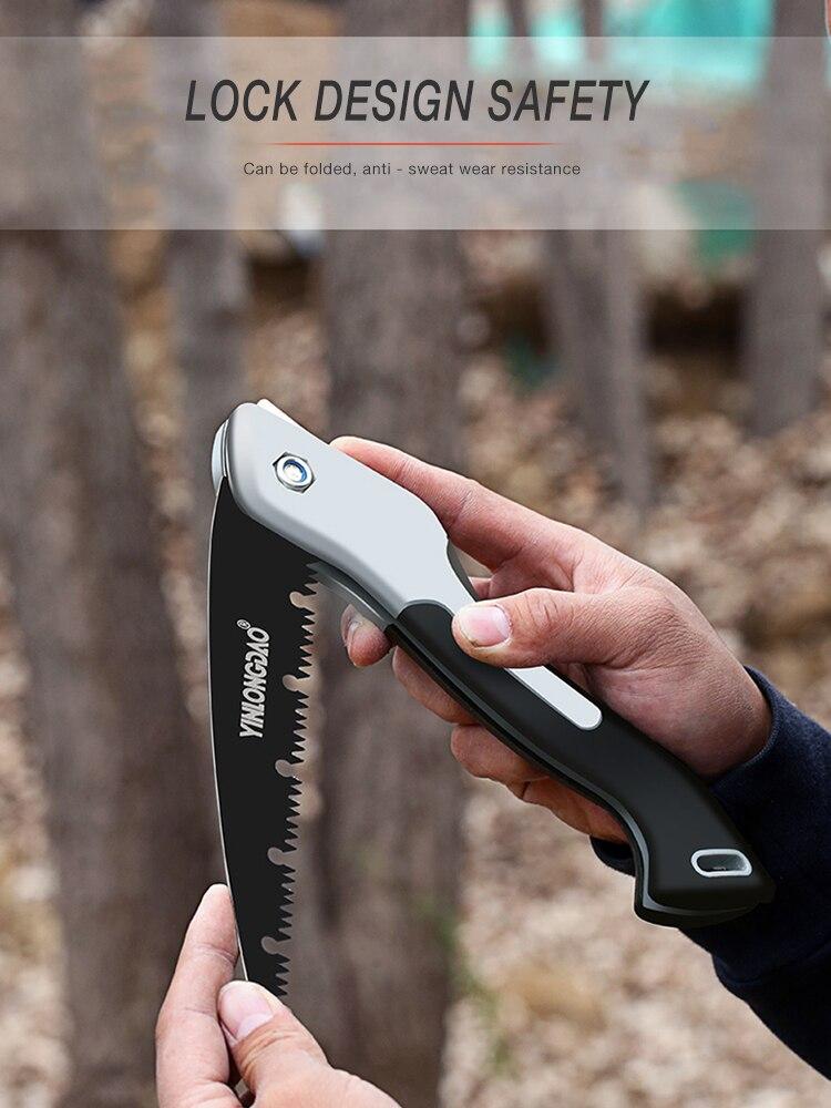 Sulankstomas pjūklas ypač ilgas ašmenų rankinis pjūklas medžio - Sodo įrankiai - Nuotrauka 2