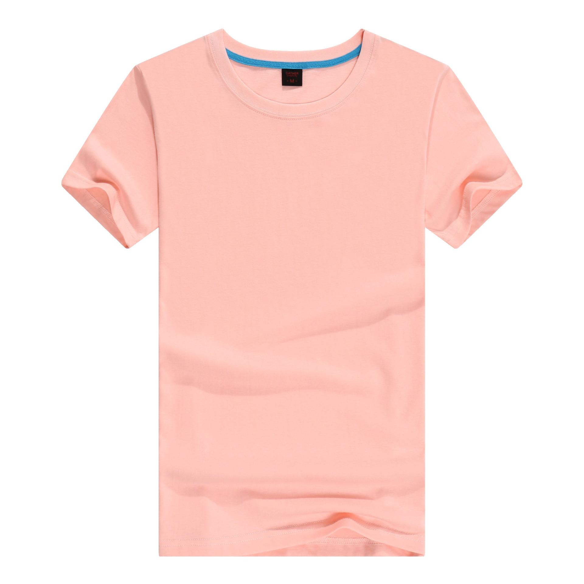 لباس قطني بياقة دائرية مخصص مع المال
