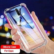 Coque souple pour OPPO Realme ACE X2 2 3 5 Pro XT KS X2 Q U1o housses pour Silicone OPPO Reno 2Z 2F 3 housse de protection transparente