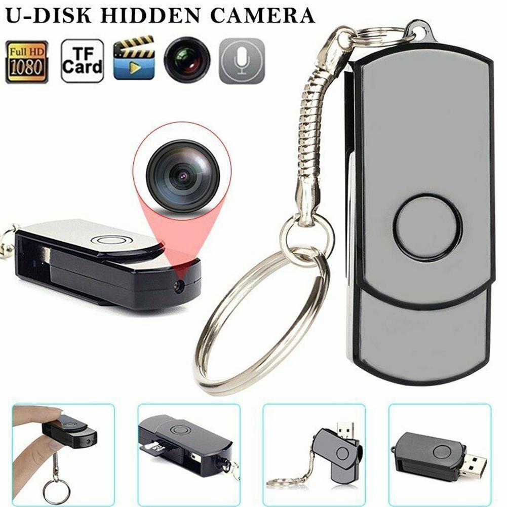 TWISTER! CK giratorio U disco USB 2,0 cámara de detección de movimiento Monitor 1280*960 sin WIFI