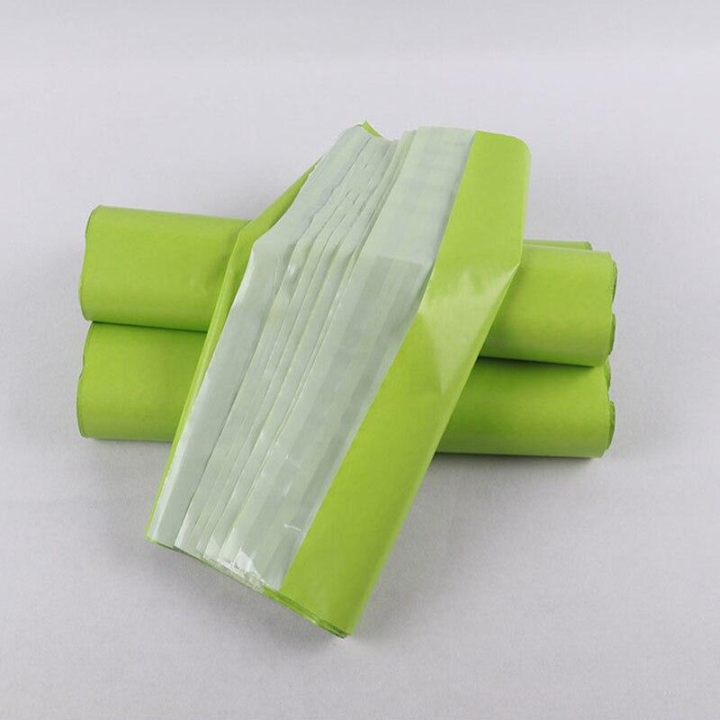 Самоклеящиеся почтовые пакеты зеленого цвета для отправки почтовых отправлений, 100 шт., конверты, почтовые пакеты, курьерские пакеты для хра...