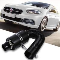 Auto Parts Air Inlet Bellows Set Auto Air Filter Set/Air Inlet Refitting High Flow Carbon Fiber Bellows