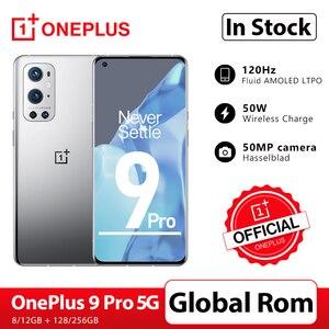 Чехол из ПВХ для OnePlus 9 Pro 8GB 128GB Смартфон Snapdragon 888 5G 120 Гц жидкости Дисплей 2,0 Hasselblad 50MP Камера 65T OnePlus официального магазина Carter's; code: P3XCNVAQ(200₽ от 2000₽) TECH5($50-5)