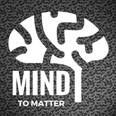2015 mente a la materia (cubierta de alimentación mental) de Rick Lax