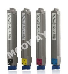 Cartucho de toner compatível para oki c9600 c9600n c9650 c9800 c9850 15 k cartucho de toner